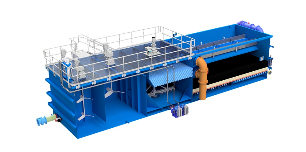 STM-Aerotor™ BNR Package Plants